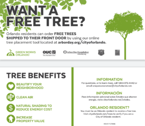 Orlando Free Trees